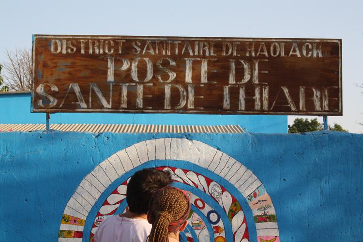 Mission à Thiaré, Sénégal (2013)