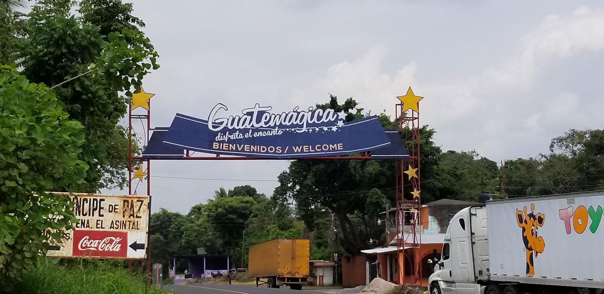 Mission au Guatemala (2019) - Association des podiatres sans frontières